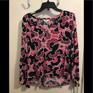 Crown and Ivy women's blouse
